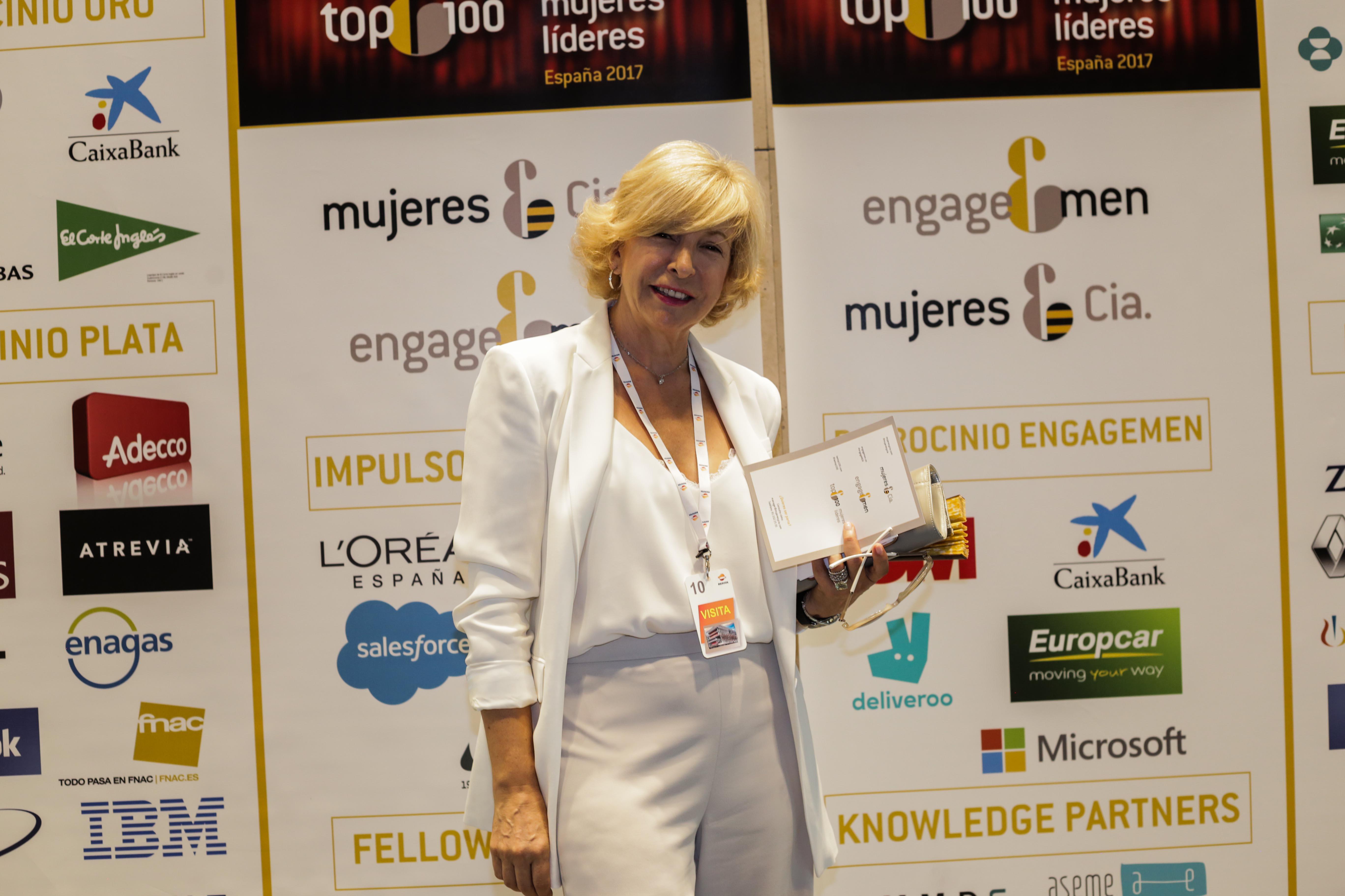 Top 100 mujeres españolas