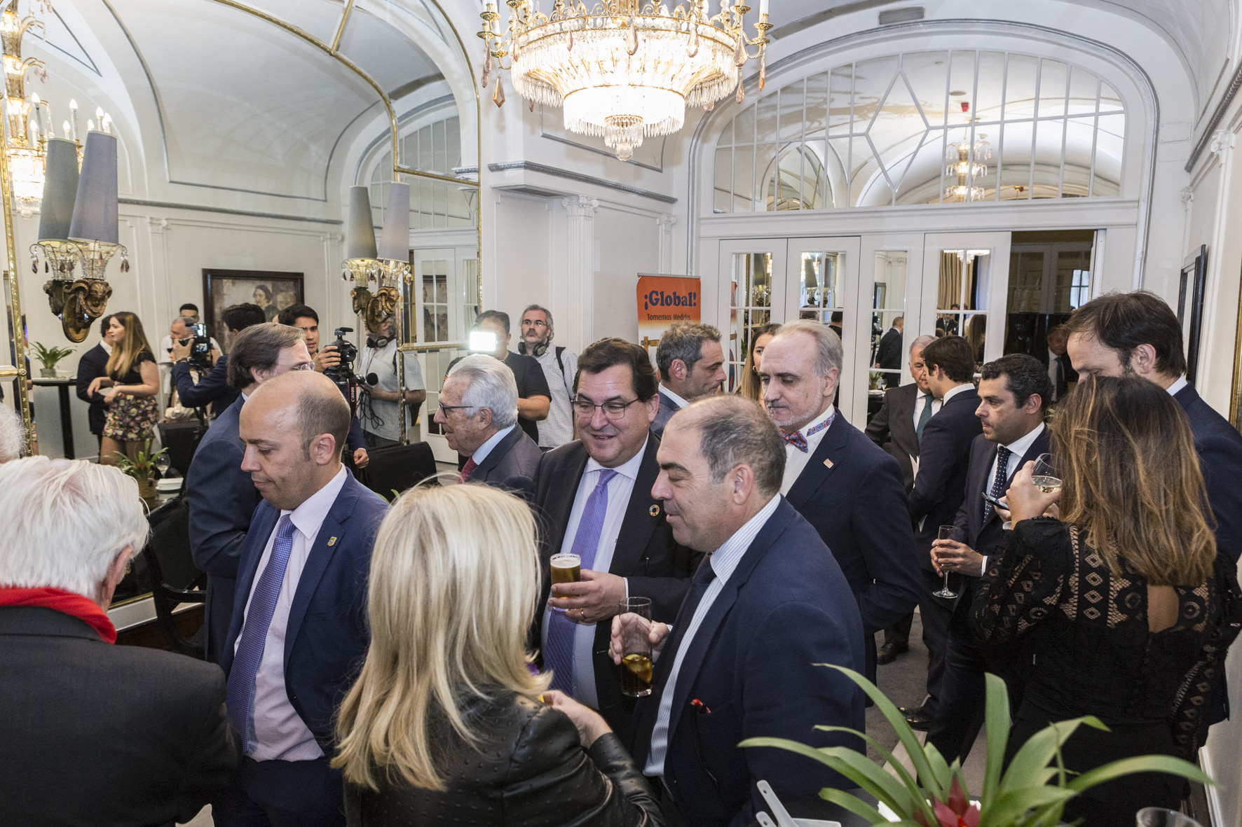 Premios Ecofin 2019 en Hotel Palace de Madrid