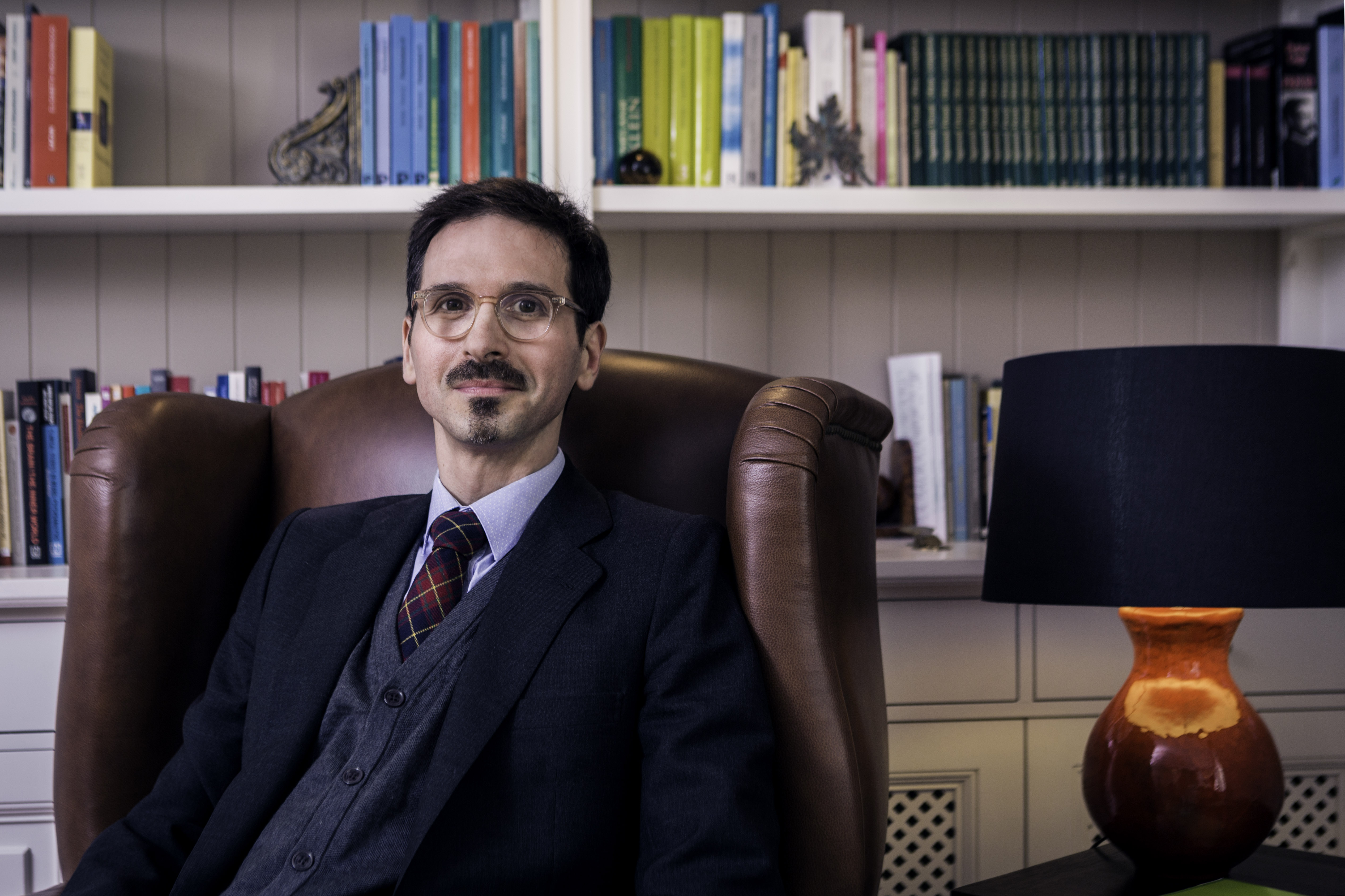 Retrato Corporativo Psicólogo